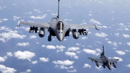 Medio Oriente: la región del mundo que más armamento importó en 2015