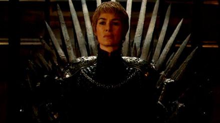 Game of Thrones: Lena Headey disfruta el triunfo de Cersei Lannister
