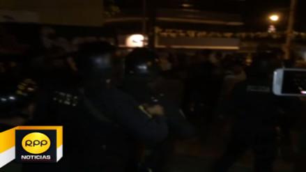 Dos detenidos tras enfrentamiento en la Universidad de la Amazonía