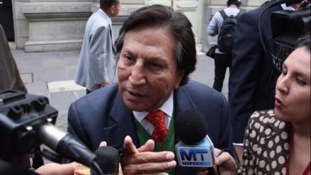 Alejandro Toledo deseó suerte a PPK y aseguró que hará un buen gobierno