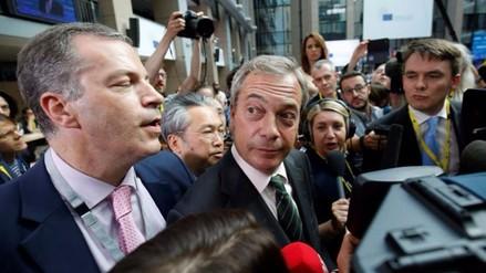 """Líder de la UE a eurófobos británicos: """"¿Por qué siguen aquí?"""""""