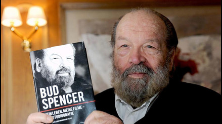 Cinco datos curiosos sobre el fallecido actor Bud Spencer