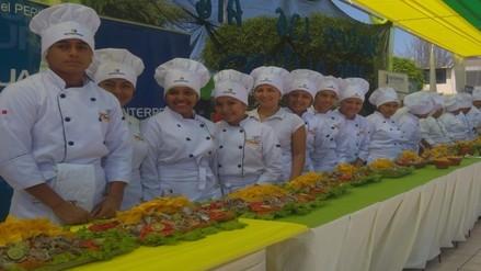 Piura celebra Día del Ceviche con plato hecho a base de caballa