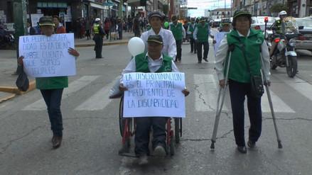 Huancayo: solo el 3% de personas con discapacidad consiguen trabajo