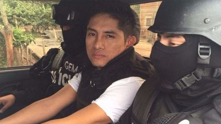 Trasladan a Gerald Oropeza y a otros 16 presos al penal de  Challapalca