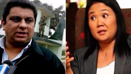 Keiko Fujimori: Carlos Raffo señaló a la 'verdadera culpable' de su derrota