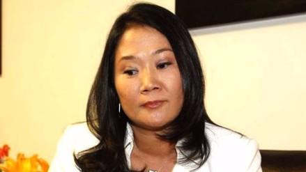 Keiko Fujimori saluda proclamación de PPK como presidente electo