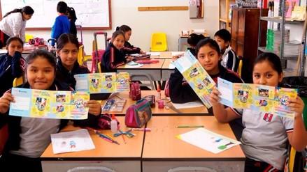 Se lanzó cuarta edición de concurso escolar