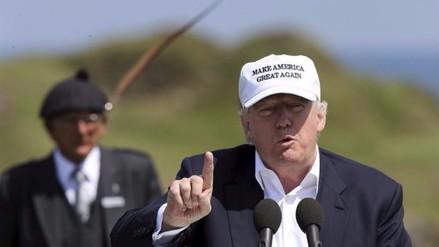 Donald Trump propone sacar a EE.UU. del TLCAN y TPP