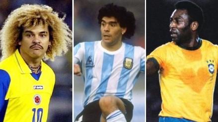 Lionel Messi: 'cracks' sudamericanos que no pudieron ganar la Copa América