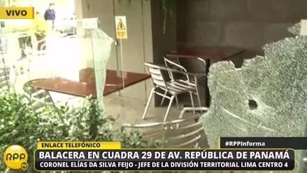 Delincuentes se llevan 20 mil dólares tras balacera en San Isidro