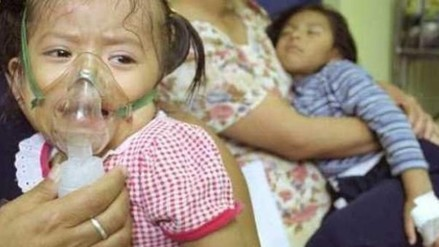 Neumonía: atienden al menos 15 casos por mes en Otuzco