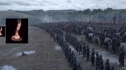 Game of thrones: así se grabaron los efectos especiales de la sexta temporada
