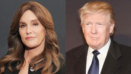 Caitlyn Jenner vuelve a darle su apoyo a Donald Trump