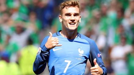 Eurocopa: sacan canción para motivar al francés Antoine Griezmann