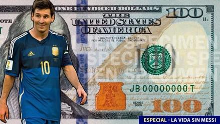 Video: ¿cuántos millones perderá Argentina sin Lionel Messi?