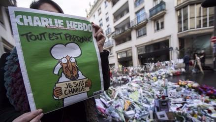 Facebook: Francia investiga amenazas de muerte a Charlie Hebdo