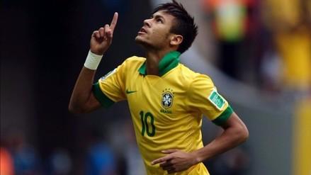 Neymar encabeza la lista de Brasil para Juegos Olímpicos Río 2016