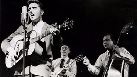 Elvis Presley: murió Scott Moore, guitarrista del