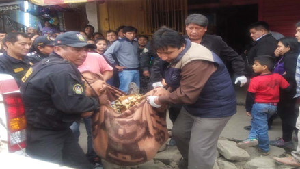 Joven muere aplastado tras derrumbe de pared en Huacho