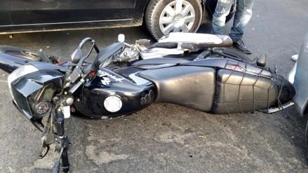 Trujillo: dos jóvenes heridos deja accidente de tránsito