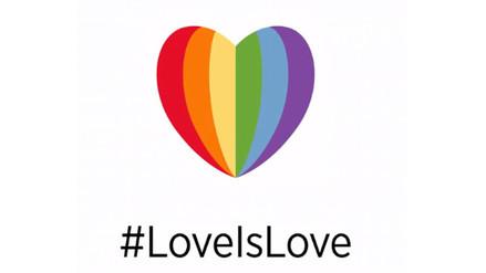 Twitter: artistas locales y extranjeros apoyaron el Día del Orgullo Gay