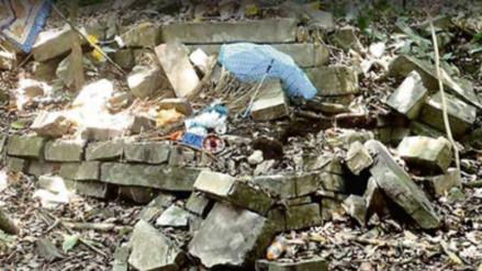 Acusan a Testigos de Jehová de destruir un antiguo templo en México