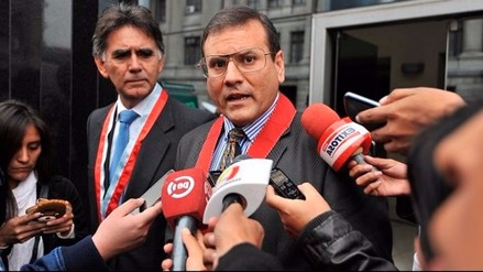 Ministerio Público pedirá seguridad a fiscal amenazado por caso Kouri