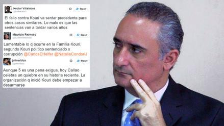 Twitter: sentencia contra Alex Kouri genera estas reacciones en la red