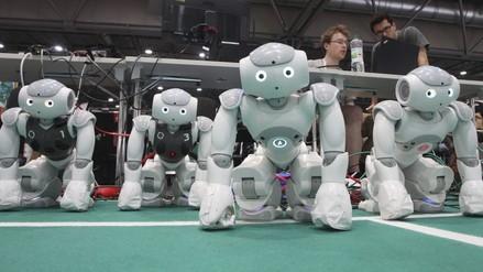 Alemania acoge la RoboCup 2016, el mundial de fútbol robótico