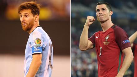 Cristiano Ronaldo y Lionel Messi: así les fue en las tandas de penales