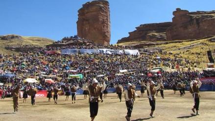 Melgar: más de 60 elencos nacionales y extranjeros participarán de festival en Tinajani