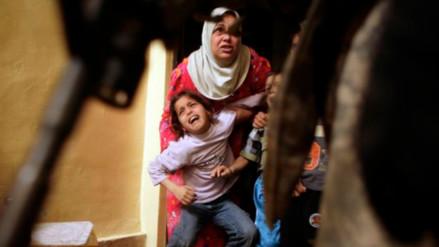 Casi cuatro millones de niños iraquíes están en peligro por el conflicto