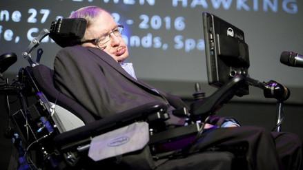 """Hawking: """"No podremos vivir otros mil años sin escapar de la Tierra"""""""