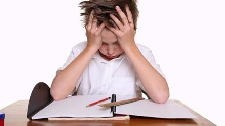Reconoce los síntomas de un niño estresado