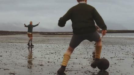 Eurocopa: línea aérea motiva a selección de Islandia con este comercial