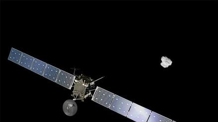 Rosetta completará su misión el próximo 30 de septiembre