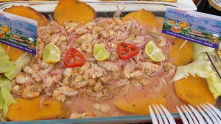 Festival gastronómico de camarón, piscos y vinos se realizará en Arequipa