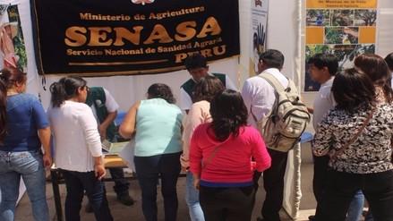 Senasa orientó a productores en temas de plagas y sanidad animal