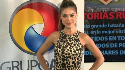 Vanessa Jerí no va más en Combate
