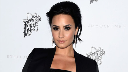 Instagram: Demi Lovato se desnuda para promocionar su nuevo sencillo