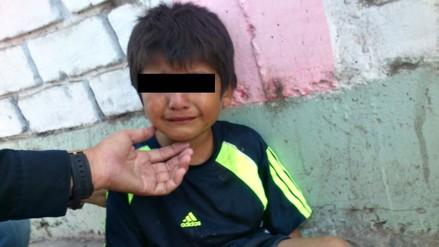 Trujillo: hallan a niño de 4 años deambulando por El Bosque