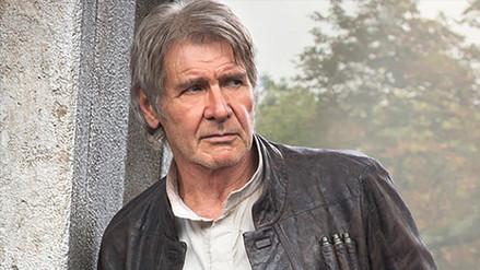 Harrison Ford es el actor más taquillero de la historia