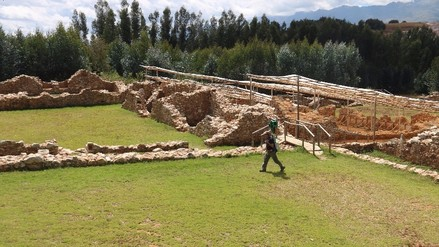 Huamachuco: muestran sitios arqueológicos a todo el mundo