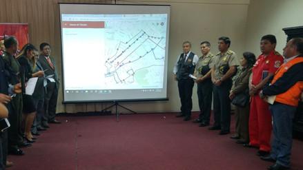 Más de mil policías garantizarán seguridad durante aniversario de Arequipa