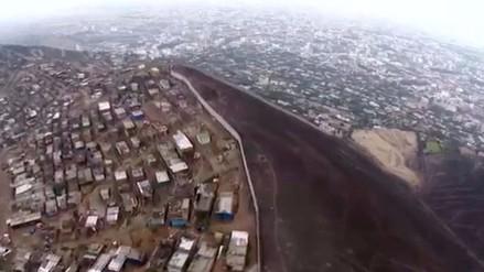 'Muros de la vergüenza' que separan ricos y pobres en América Latina