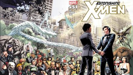 Estos son los personajes de Marvel y DC que han salido del closet