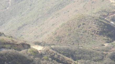ENSA explica que vientos fuertes dejaron sin servicio eléctrico a Cañaris