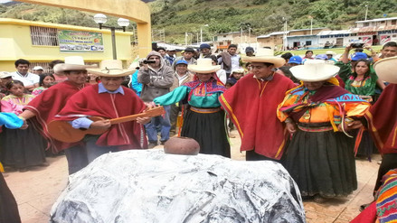 Buscan revalorar la identidad indígena quechua hablante de Kañaris