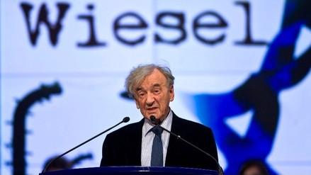 Murió Elie Wiesel, el premio Nobel que sobrevivió al Holocausto